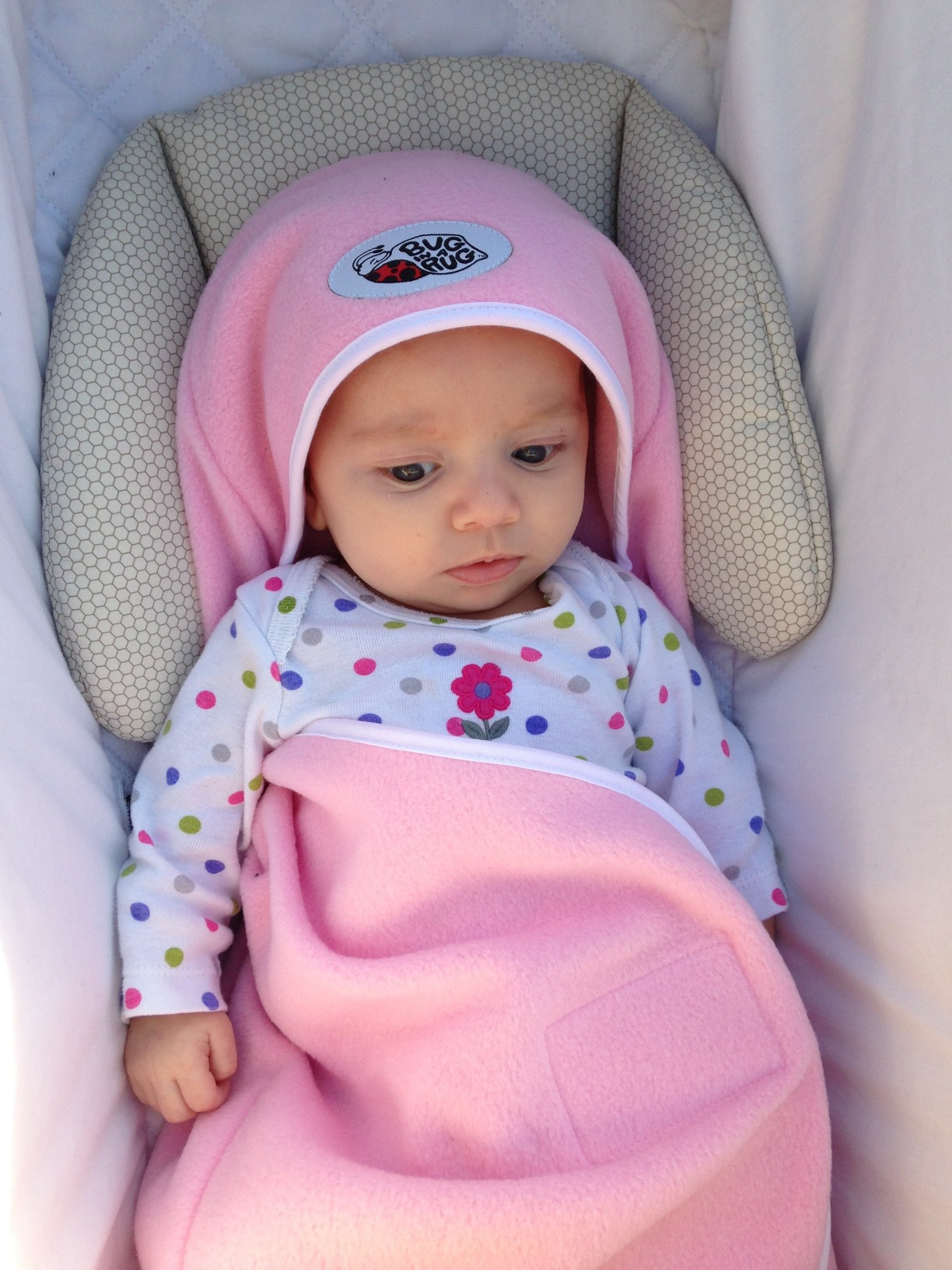 Baby Rug Bug In A Rug Review Life With Pink Princesses