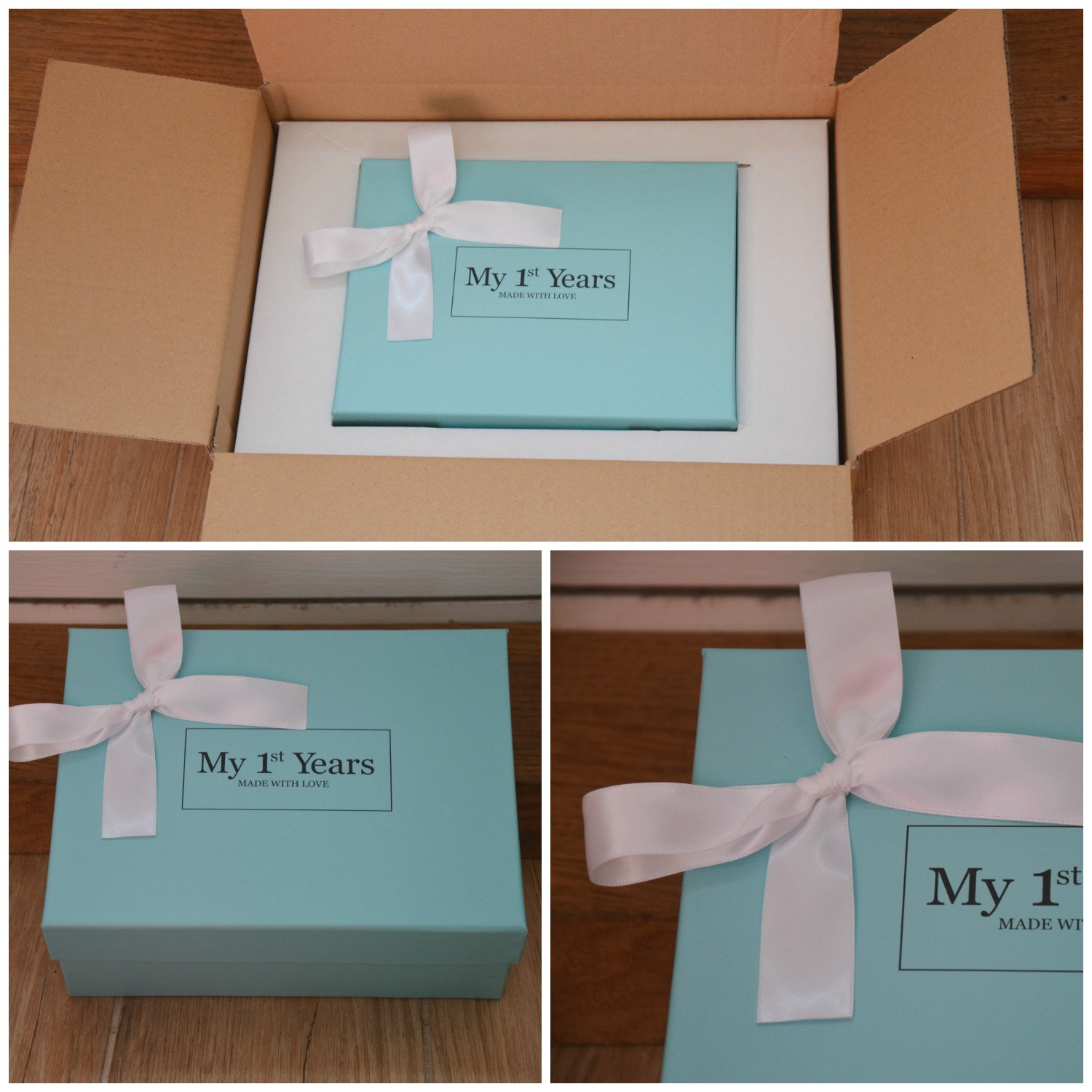 Green Baby Gifts Uk : My st years personalised pink newborn gifts set review