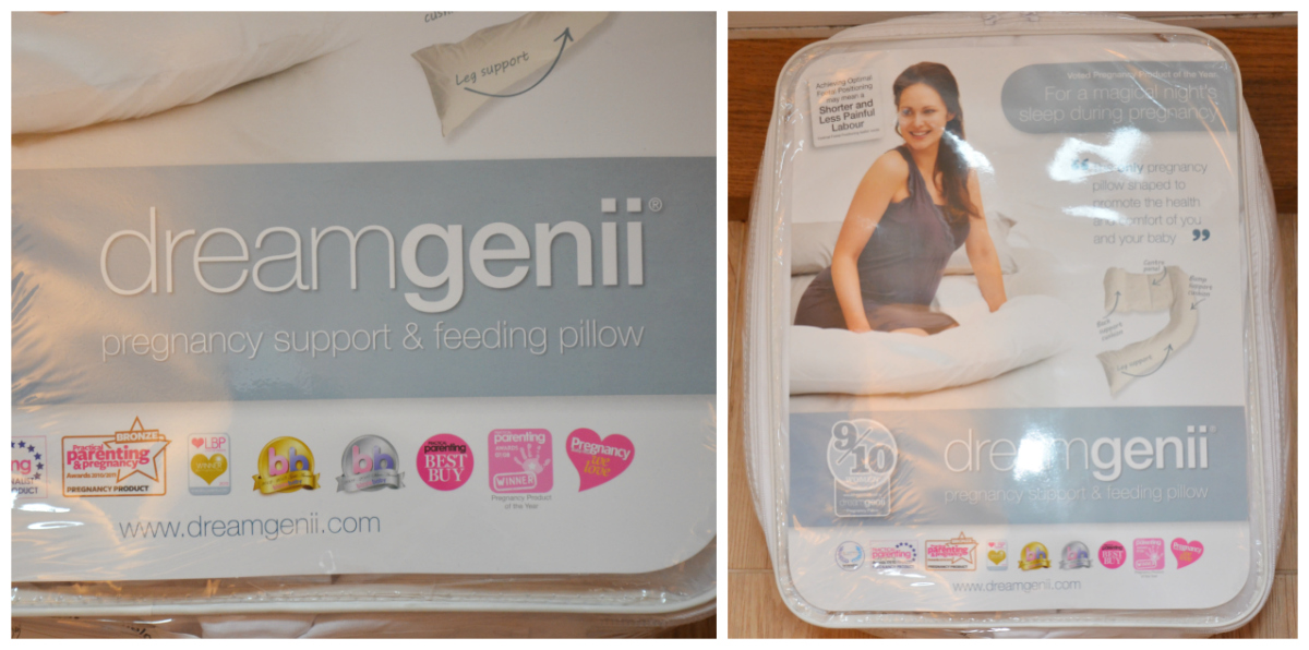 Pregnancy Pillow – Dreamgenii