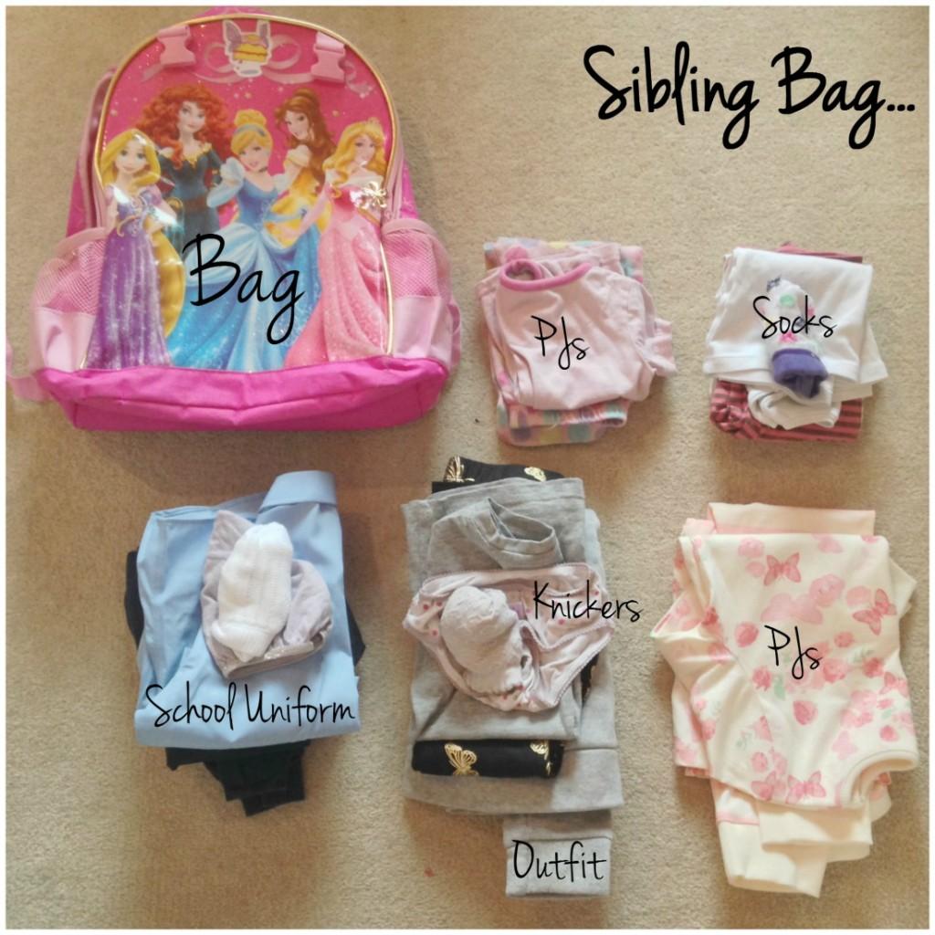 sibling bag