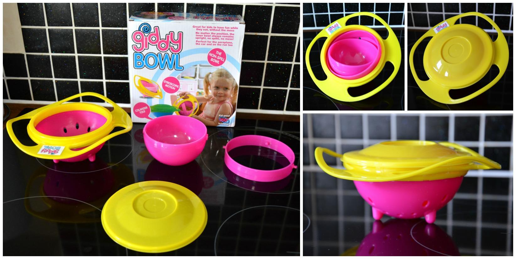 Giddy bowl pink