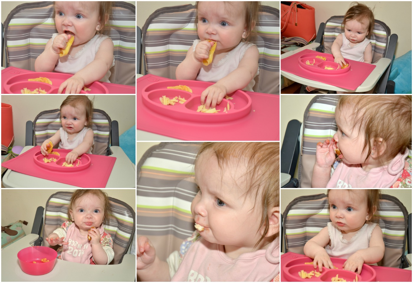 weaning high chair