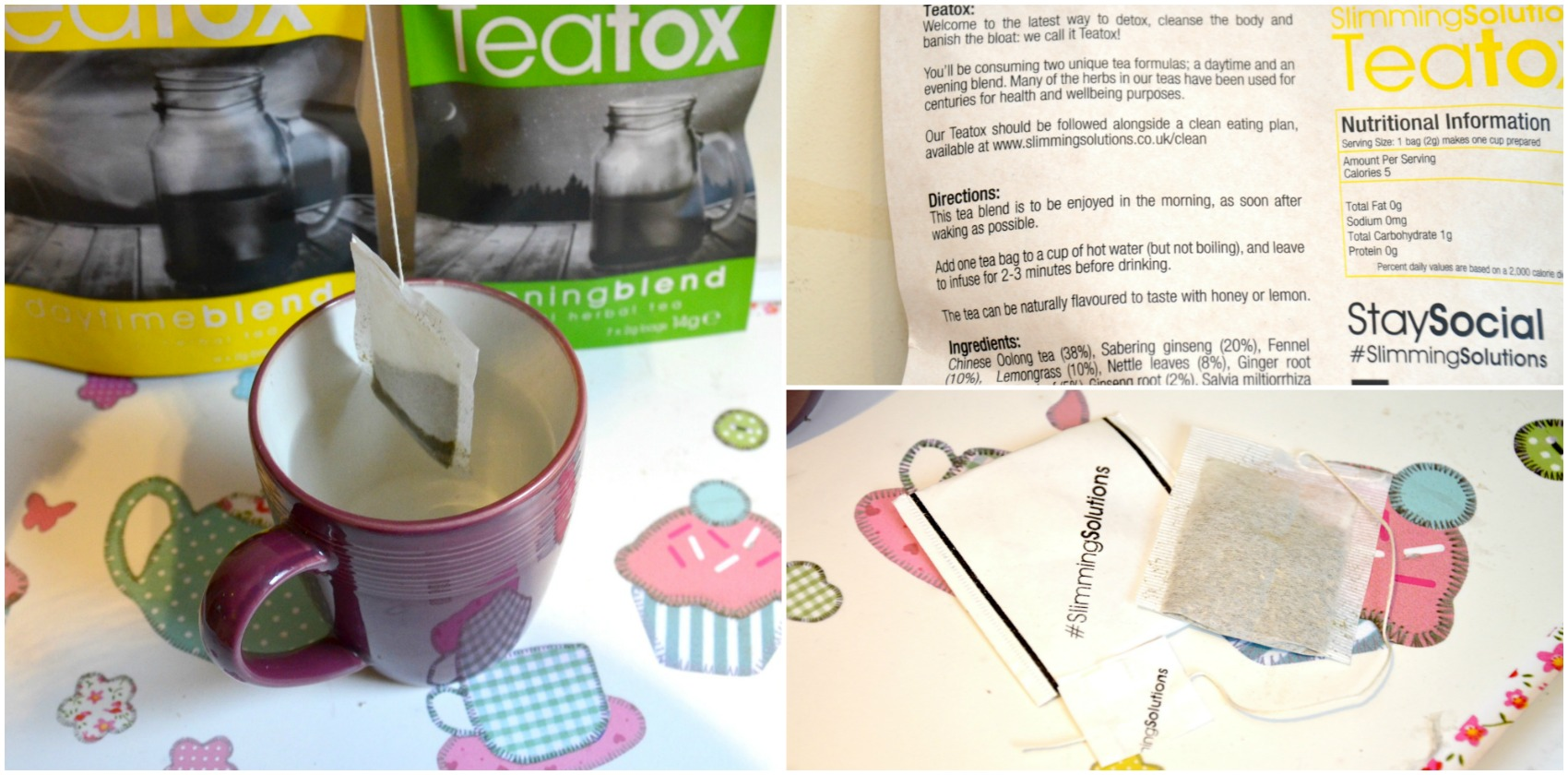 making teatox
