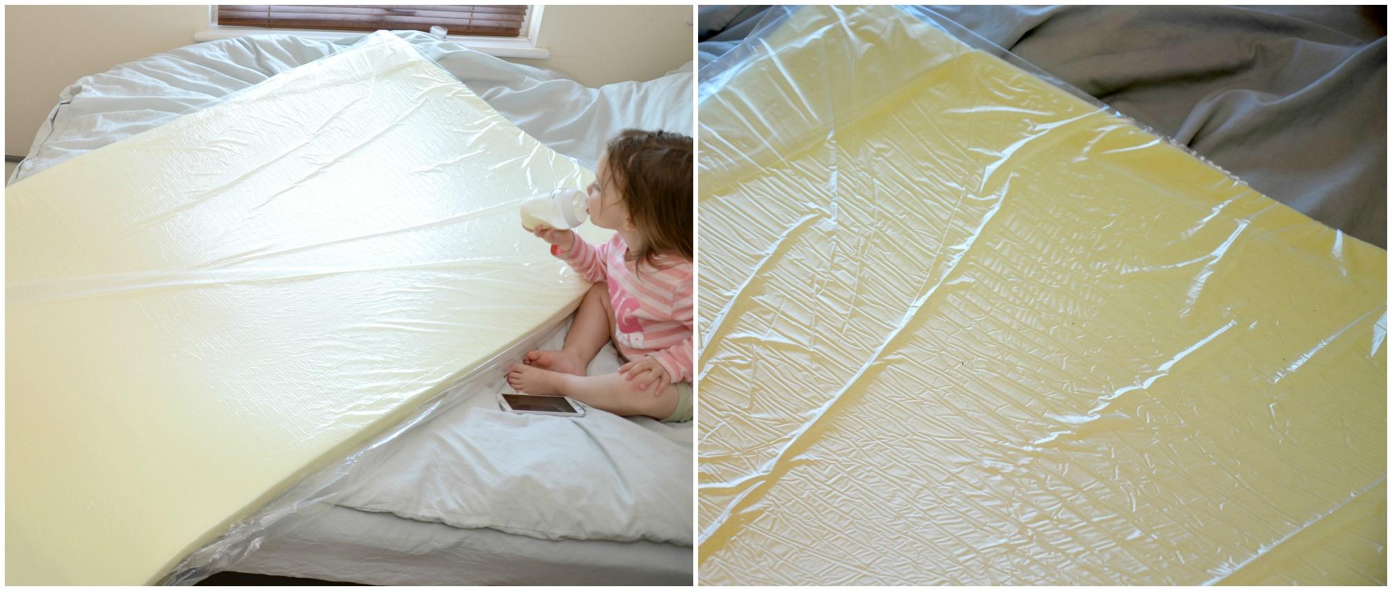 mattress next day topper
