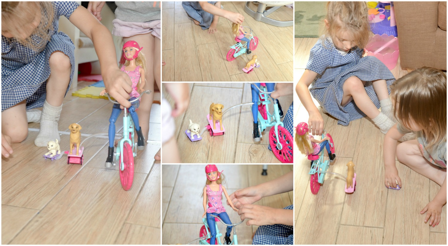 barbie spin and ride