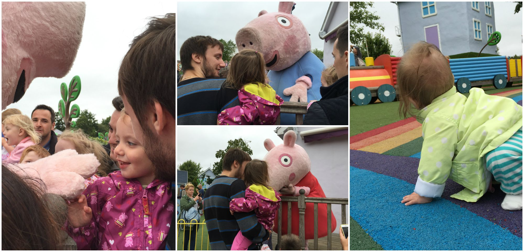 meeting peppa