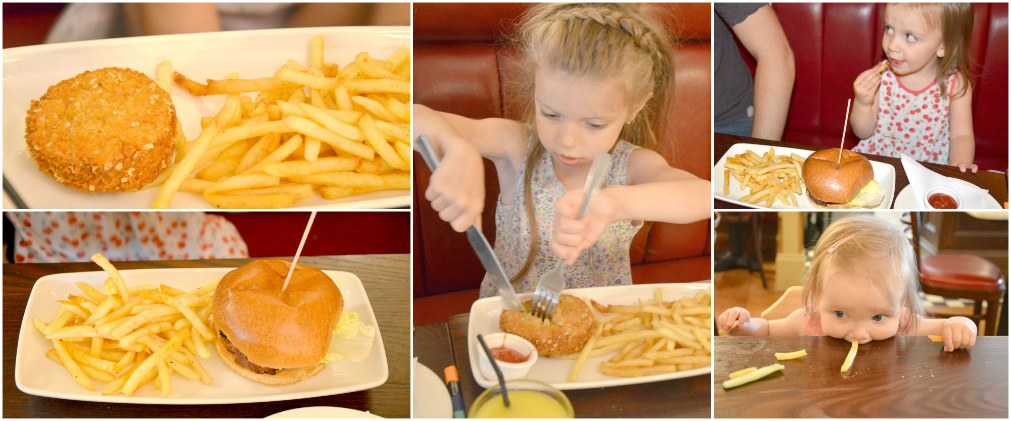 mains kids cafe rouge