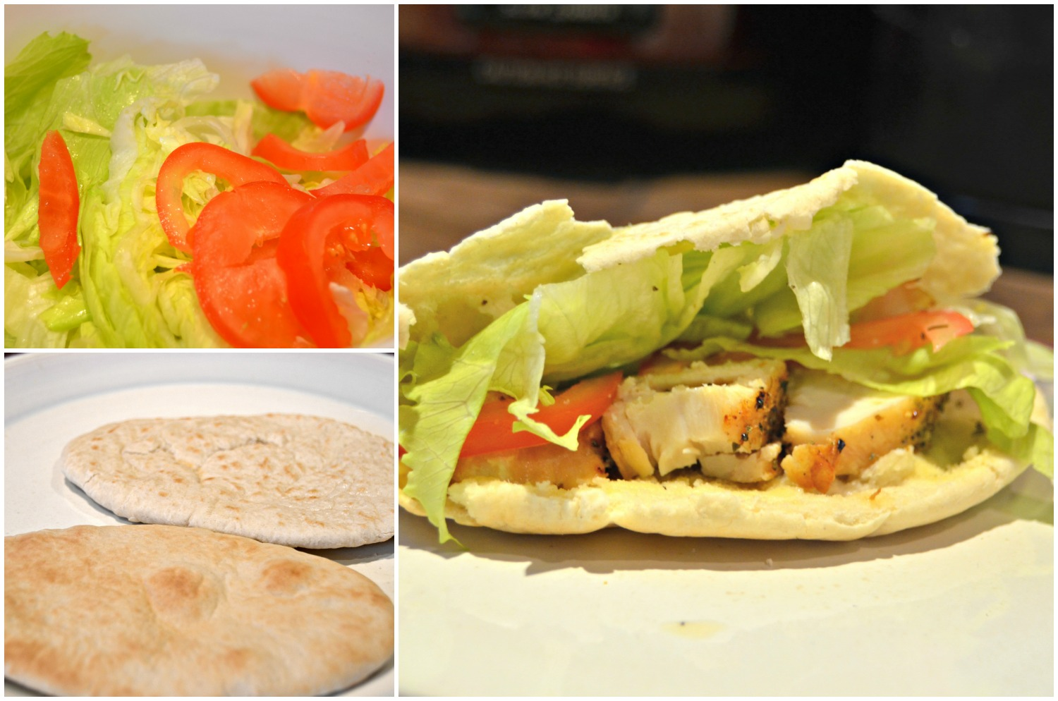 pitta chicken