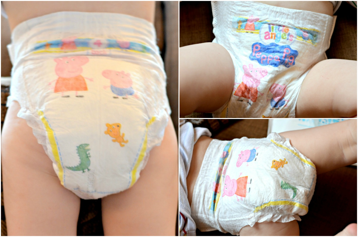 peppa pig first pants asda