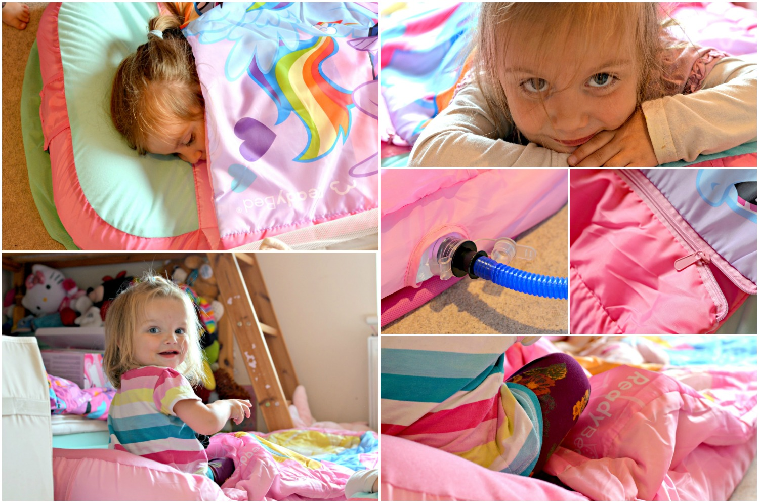 Worlds Apart Junior ReadyBed Review - Life With Pink ...