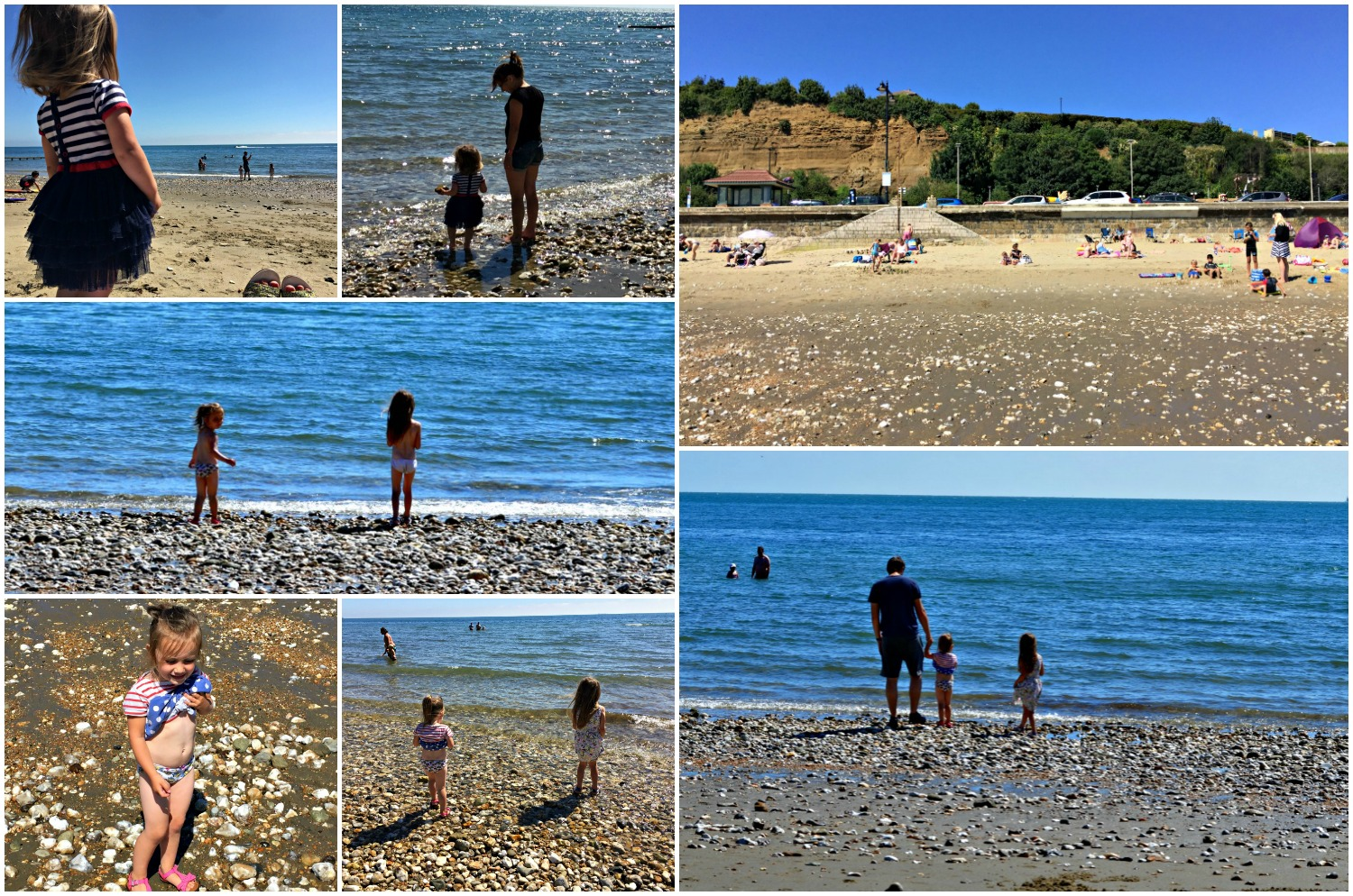 IOW SHANKLIN BEACH