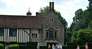 featured ightham mote