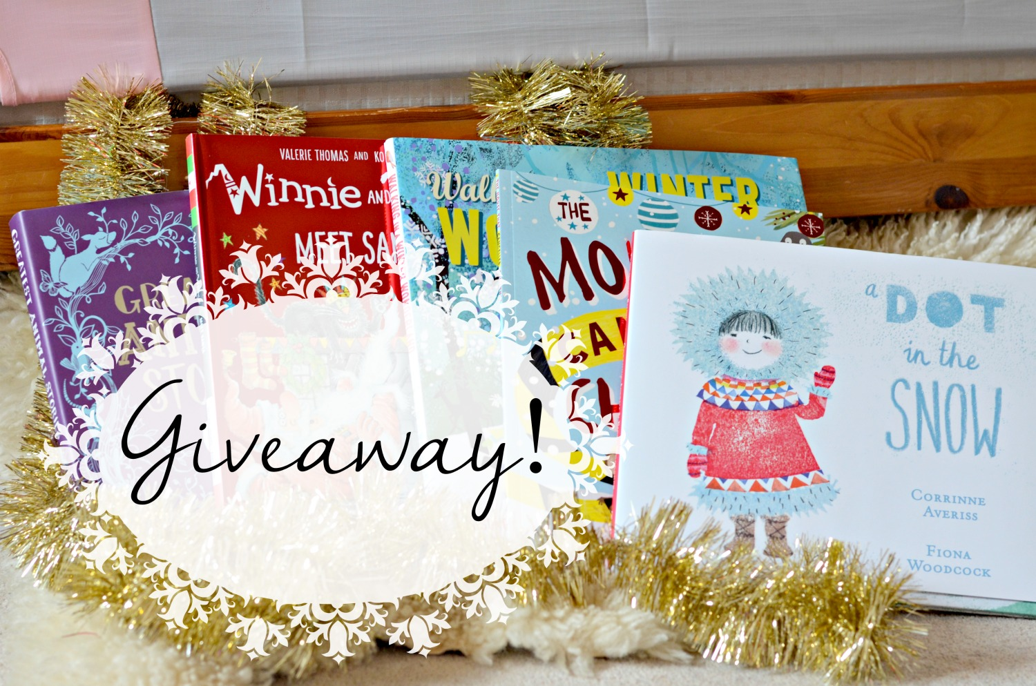 A Christmas Giveaway With Oxford Children's Books - Life With Pink ...