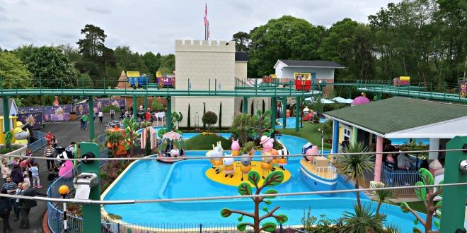 New Rides At Peppa Pig World Paultons Park Life With Pink Princesses
